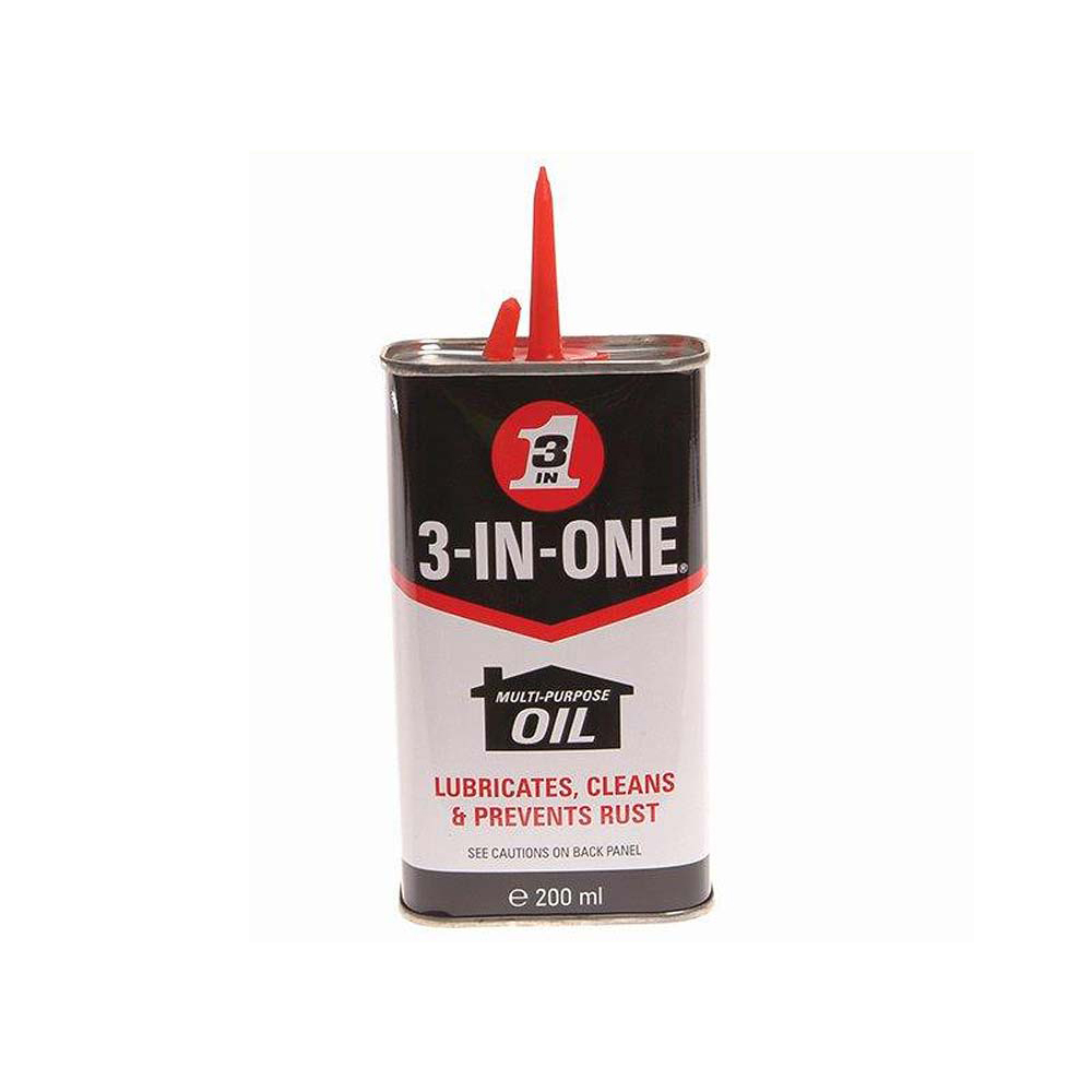 3-IN-ONE Multi-Purpose Oil 200ml