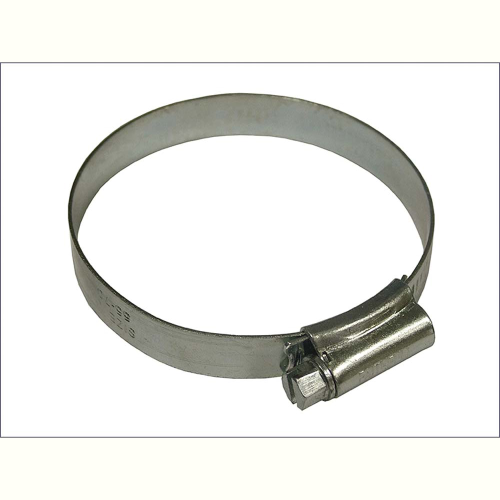 Hose Clips Zinc Plated - 70-90mm