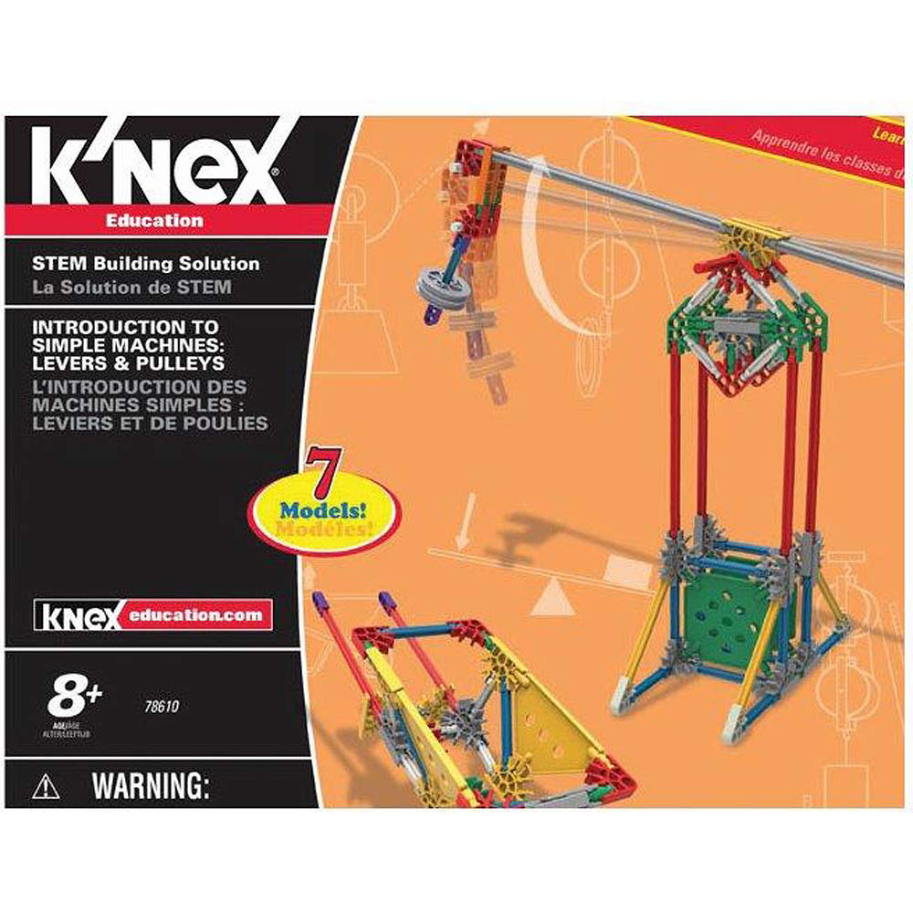 K'Nex Introduction to Levers and Pulleys