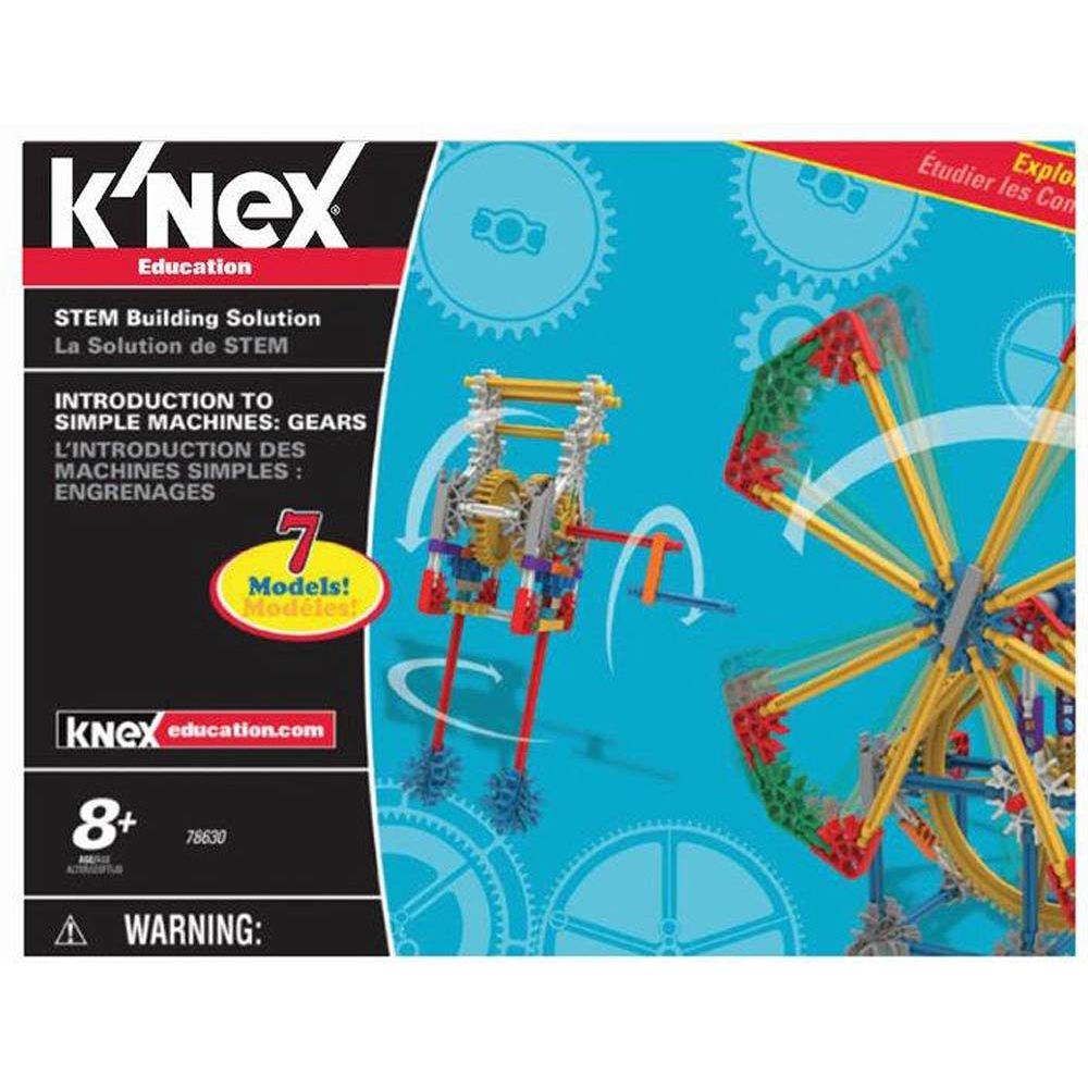 K'Nex Introduction to Gears