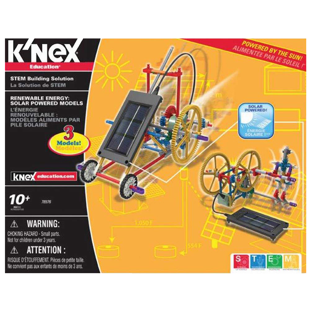 K'Nex Renewable Energy