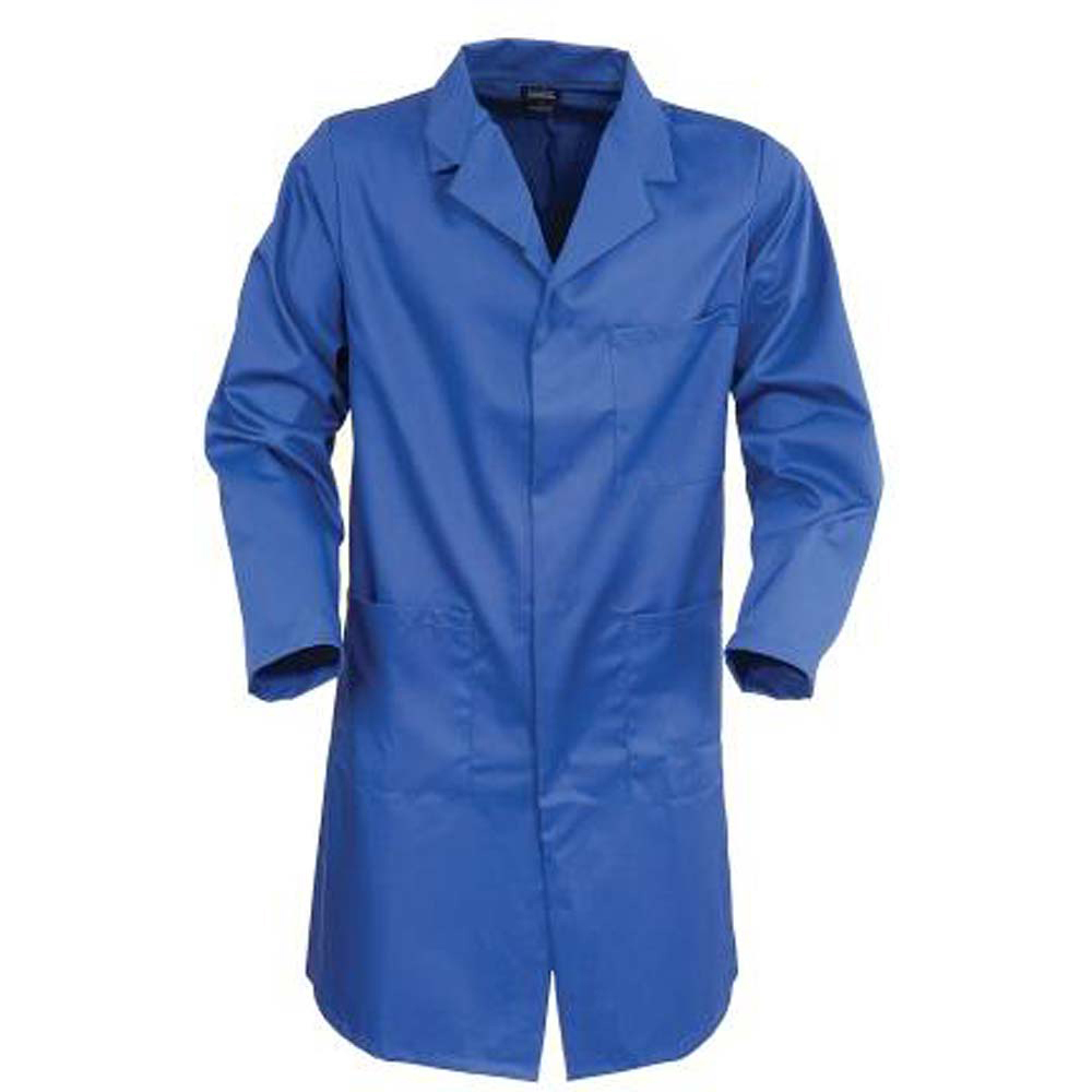 Lab Coat - Navy - Medium