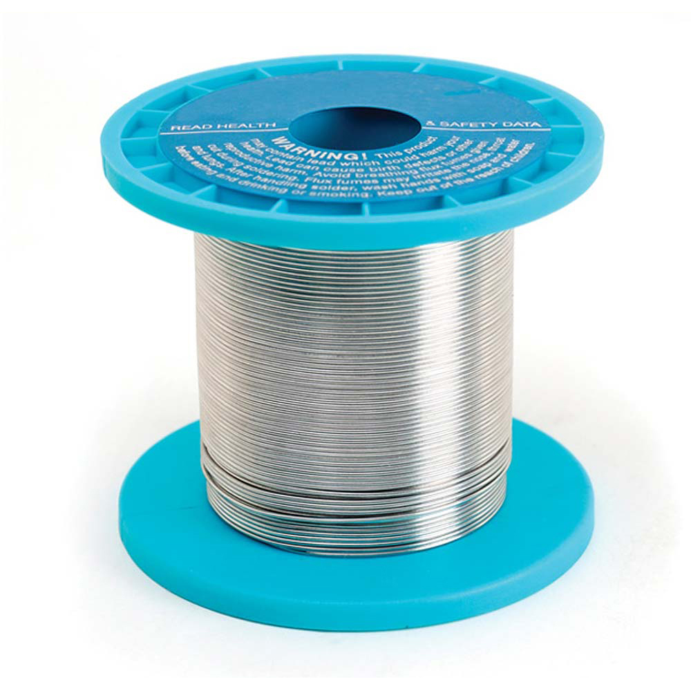 Lead Free & Rosin Free Solder 0.8mm x 100g