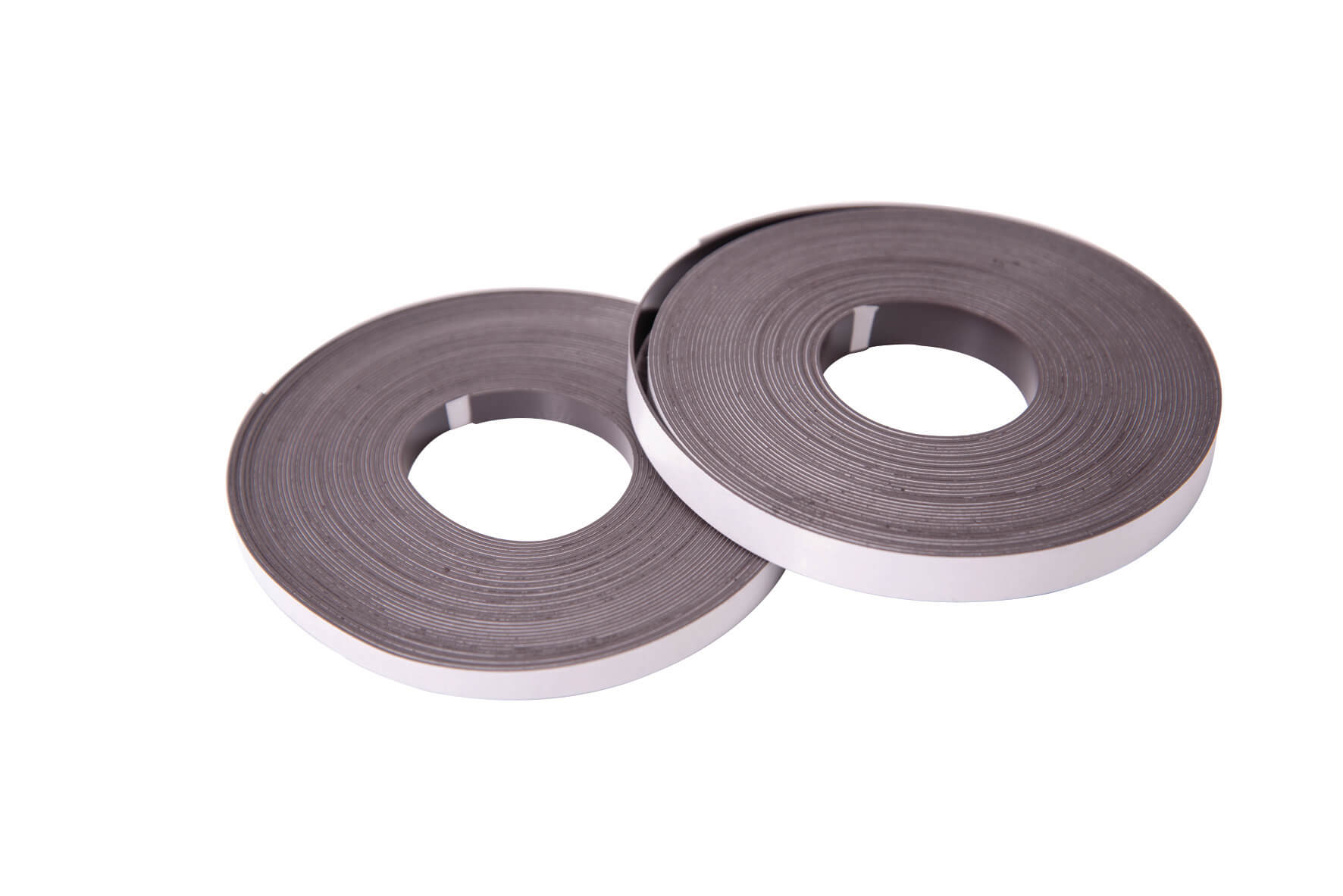 Magnetic Tape Adhesive Backed 0.8x8mm 10m