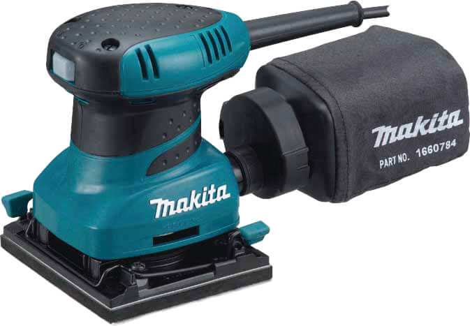Makita BO4555 Palm Sander - 240V