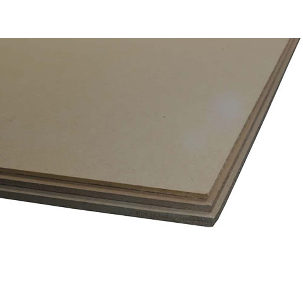 Medite Laserable MDF Sheets - 6.00 x 1220 x 610mm - Pack of 10