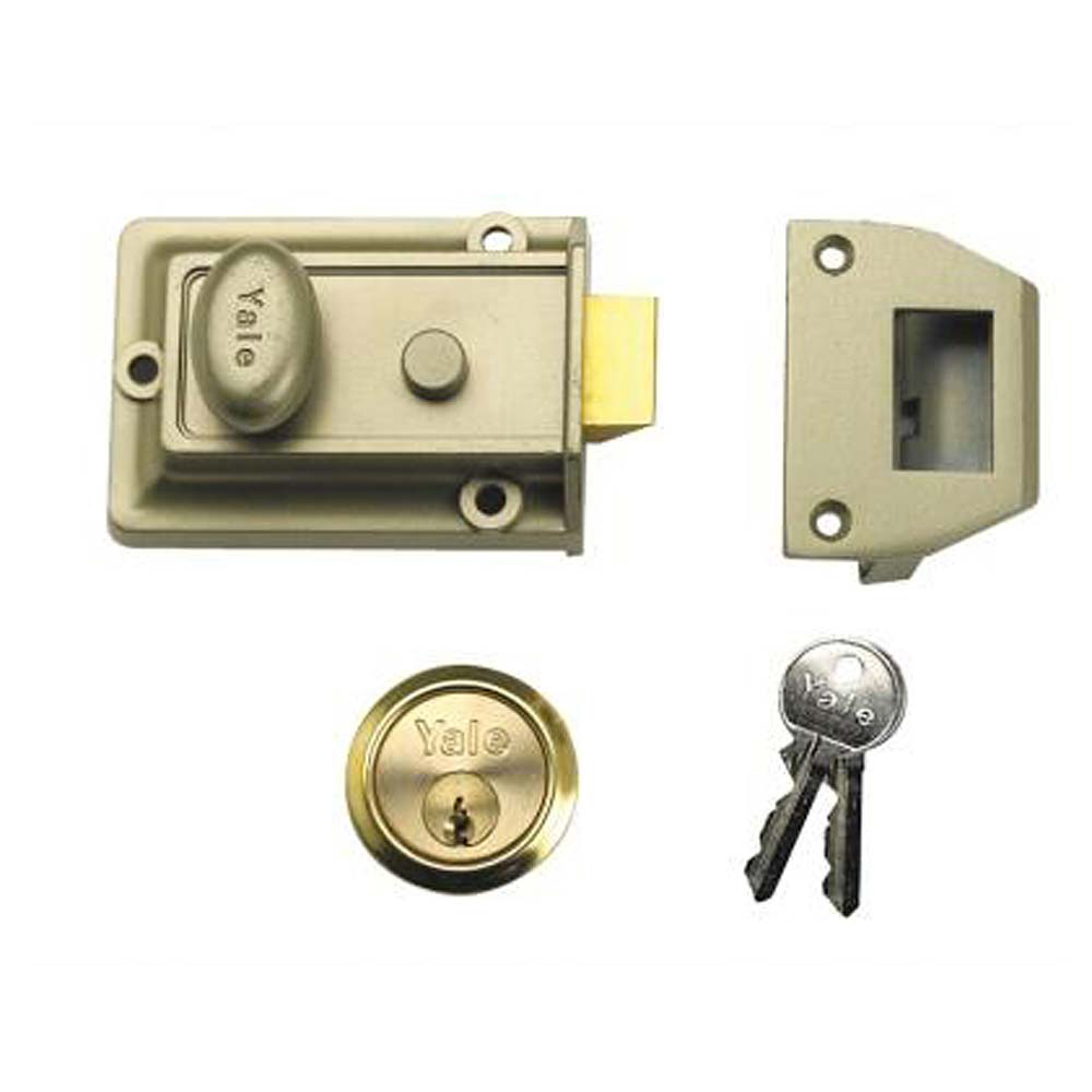 Yale Nightlatch No 77