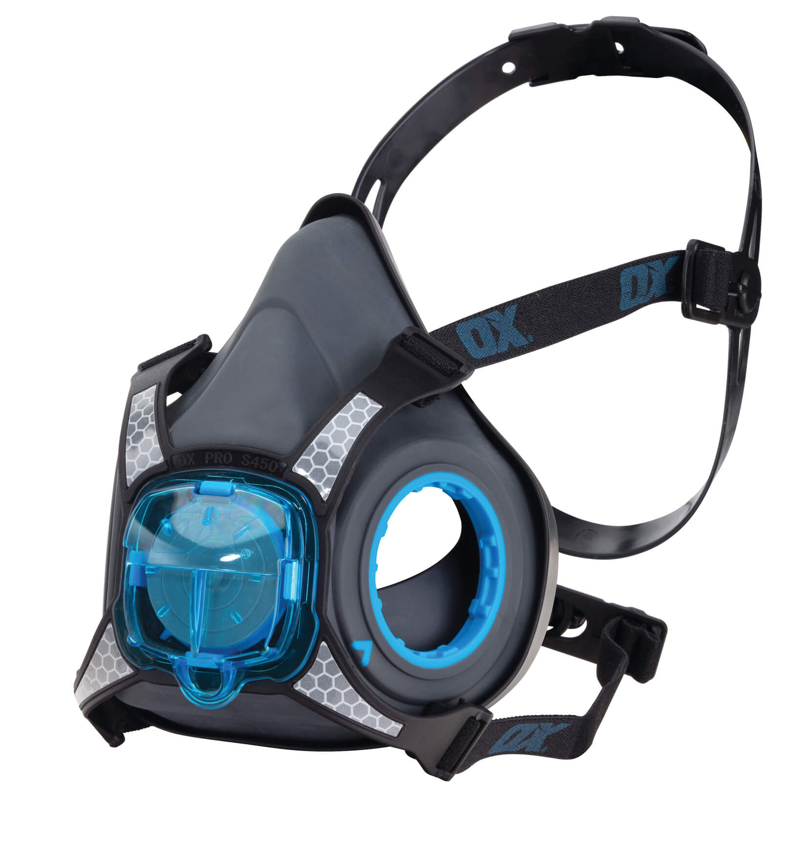 OX Pro S450 Half Mask Respirator - OUT OF STOCK