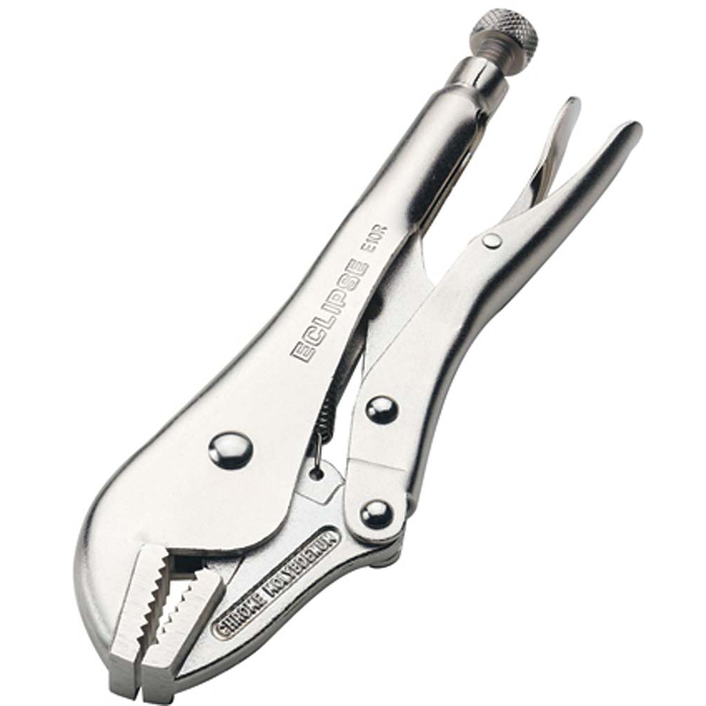 Professional Locking Pliers - Straight 10