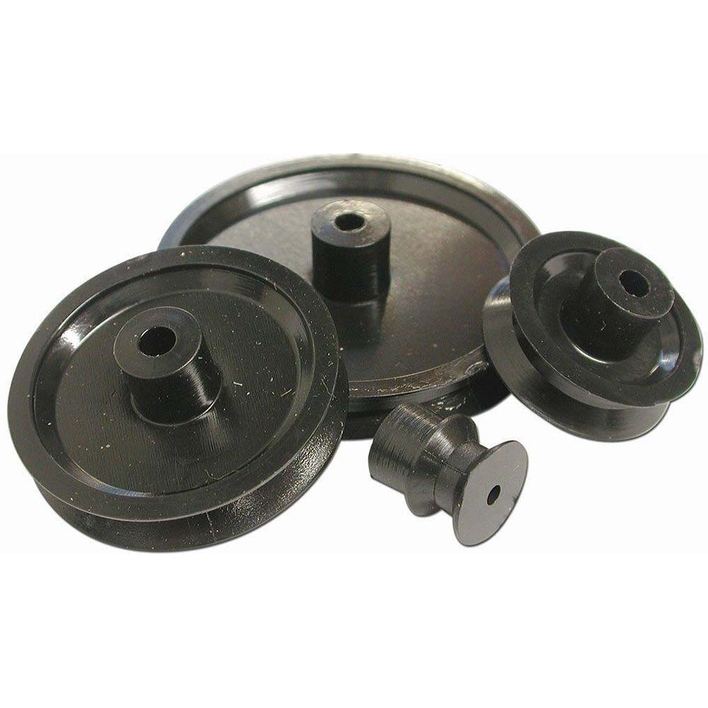 Plastic Pulley Set Of 4