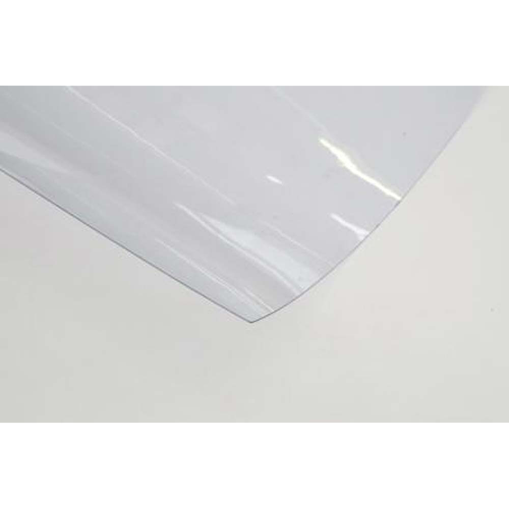 PVC Roll Clear Rigid - 27m x 545mm x 0.5mm
