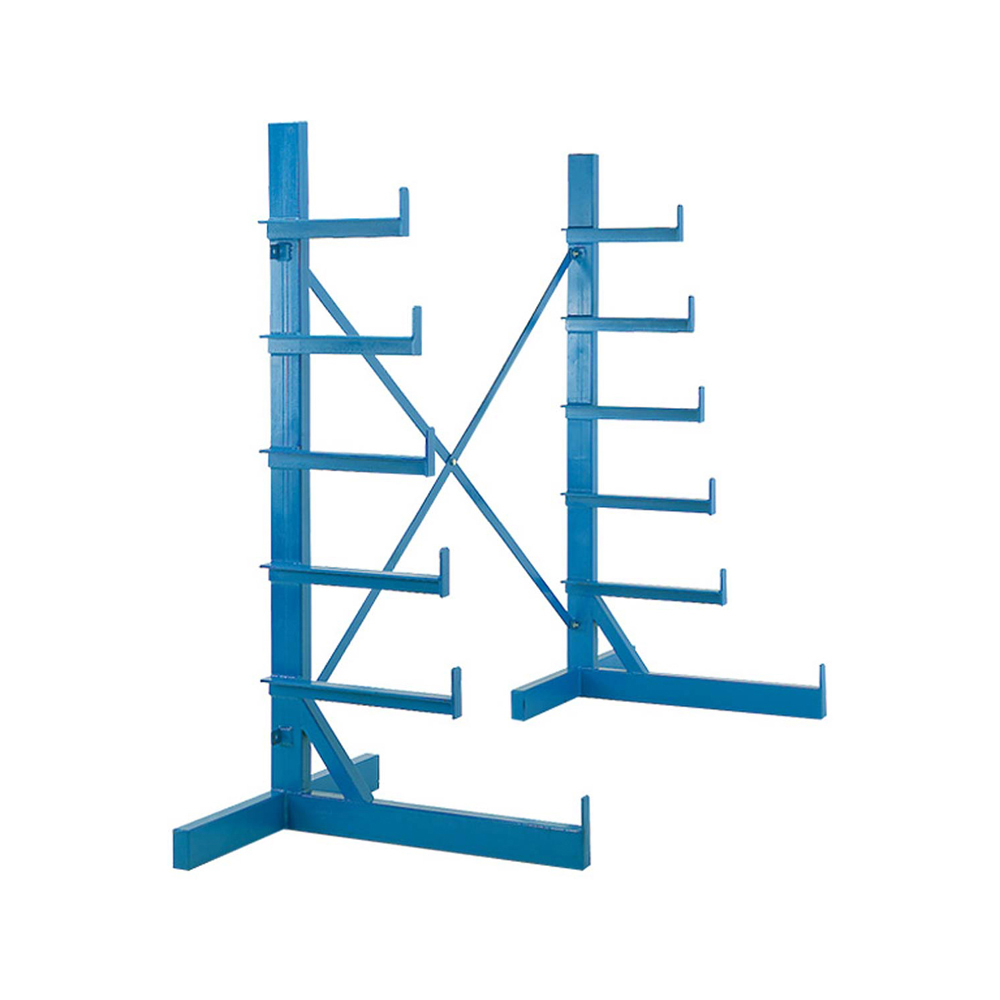 Horizontal Bar Rack - Single Sided Extension Bay