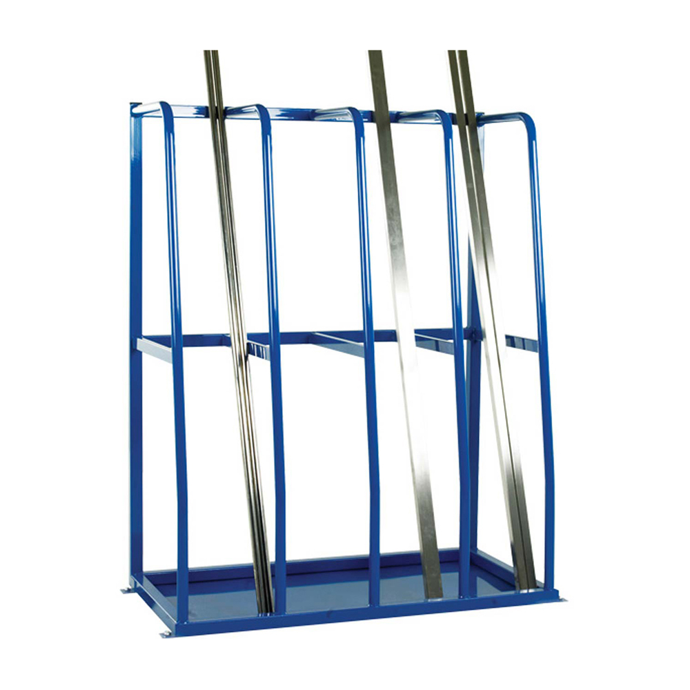 Vertical Bar Rack - 8 Bays