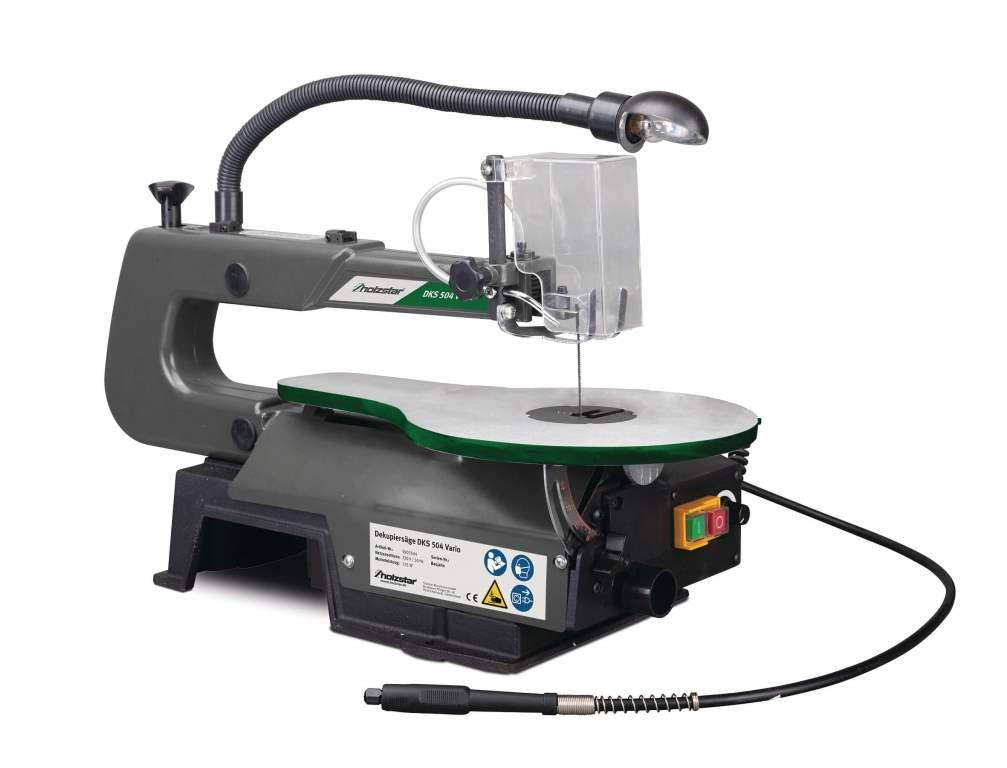 Holzstar Scroll Saw 504