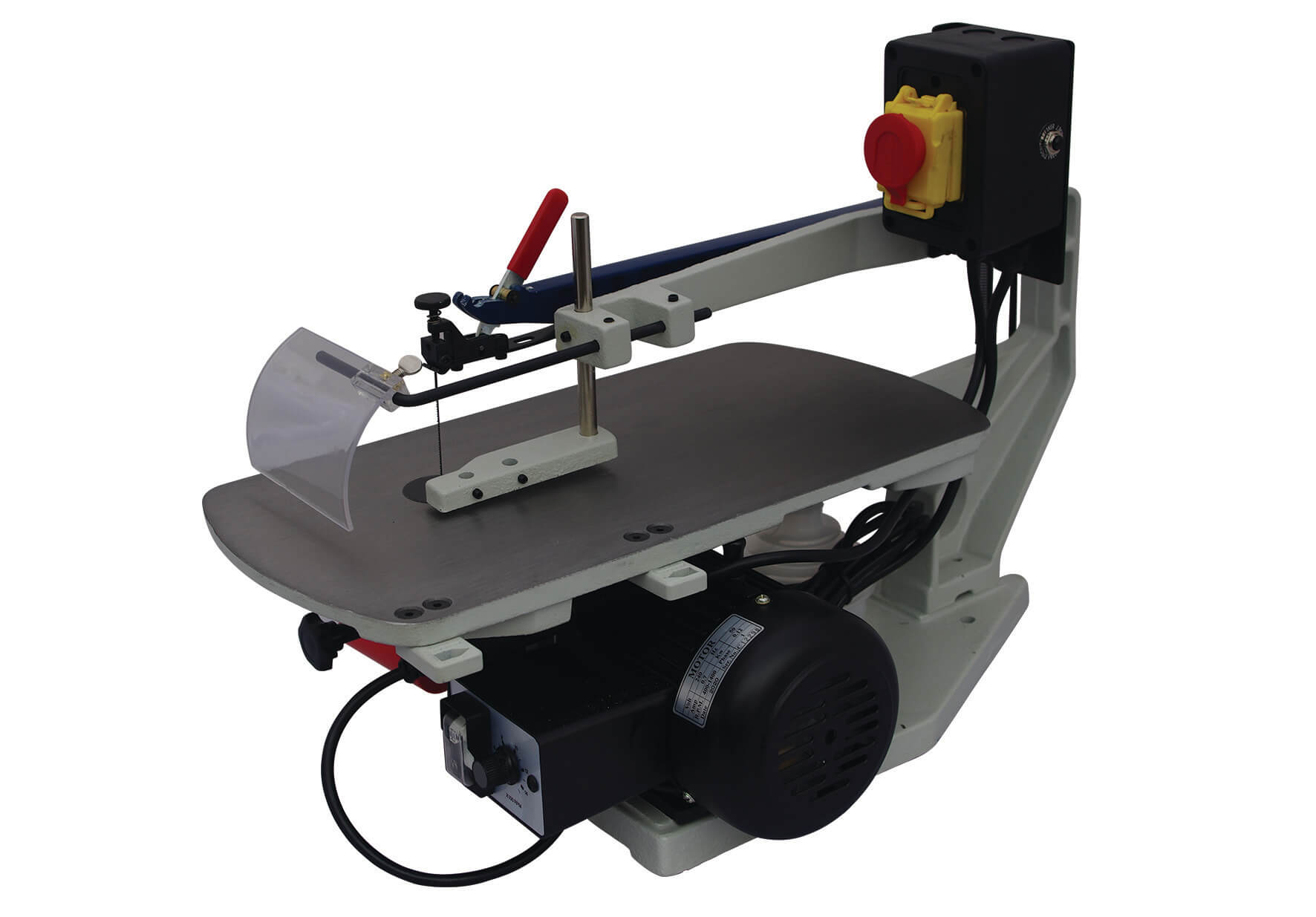 Berghmann Scroll Saw - Education version