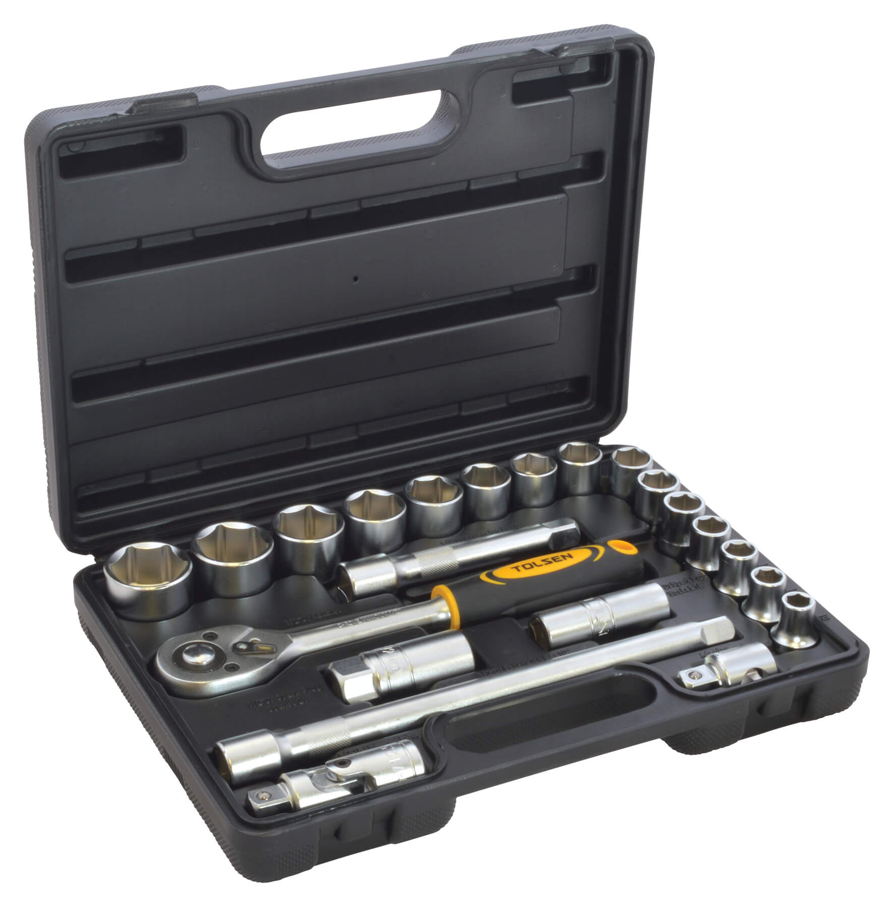 Industrial Socket Set - 1/2