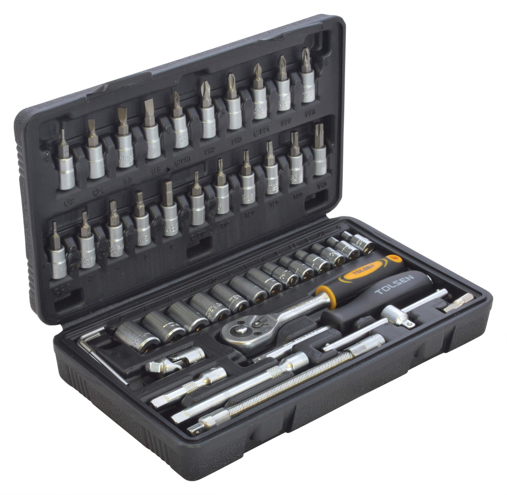 Industrial Socket Set - 1/4
