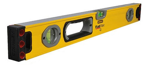 Stanley FatMax Spirit Level - 600mm