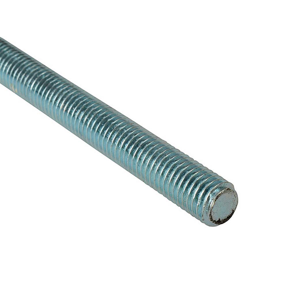 Studding 1 Metre Length M8 Diameter (Pack of 10)