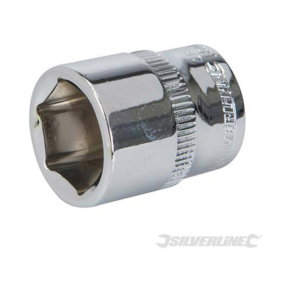Individual socket - 1/4in drive - 14mm