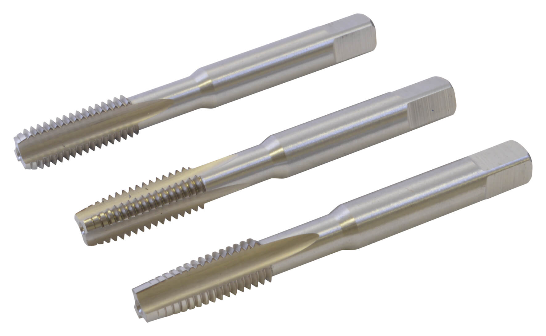H.S.S. Hand Tap Set M6 x 1.0mm