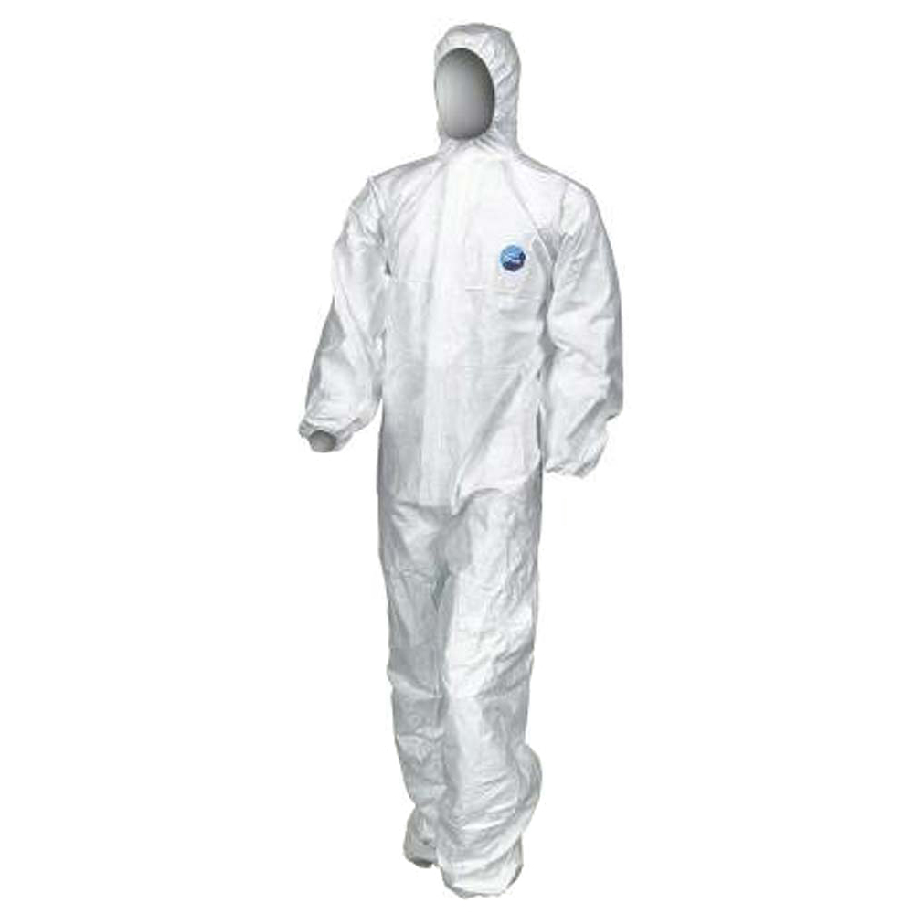 Tyvek Coveralls - Large