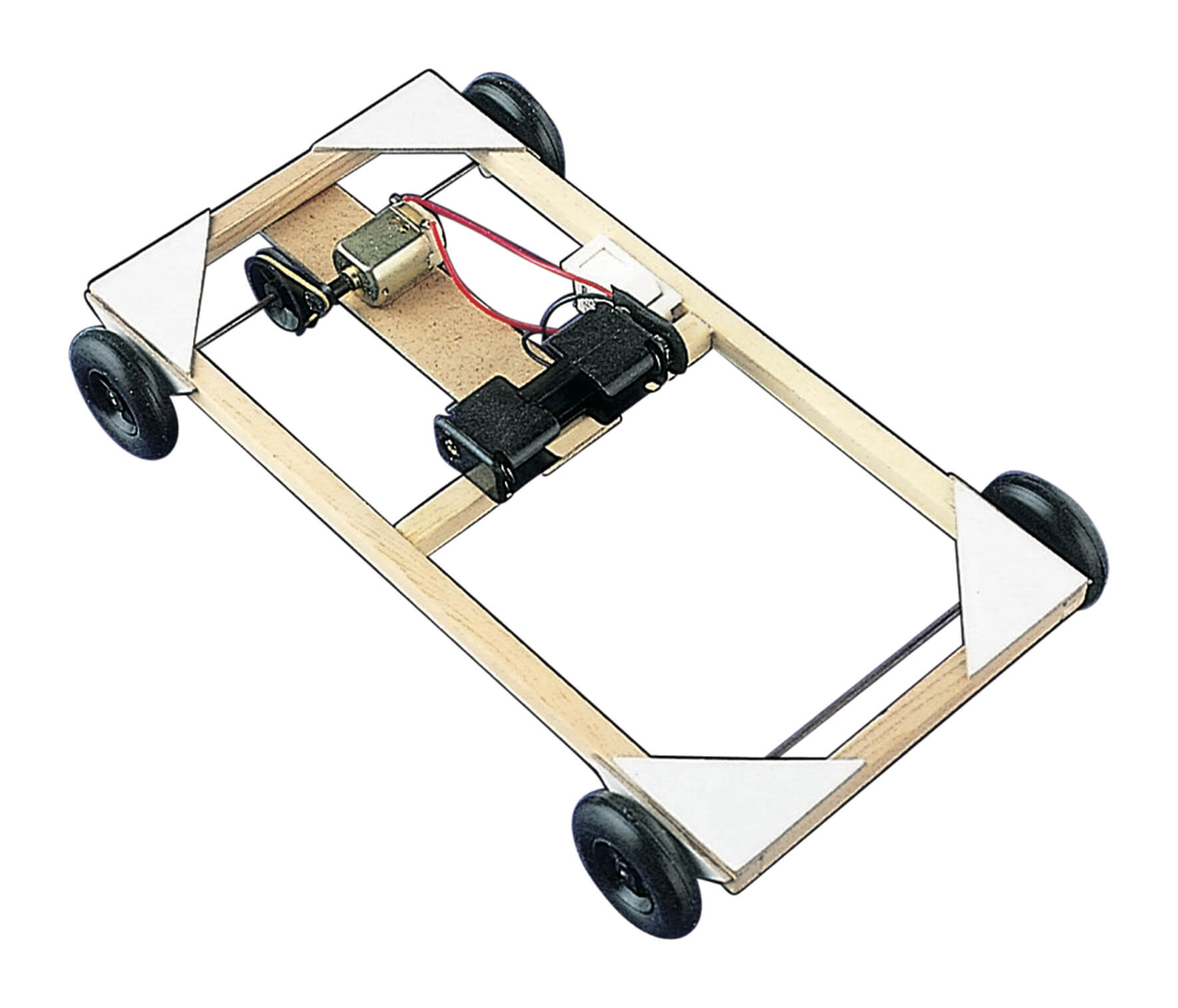 Vehicle Kit - Pulley Driven Chassis