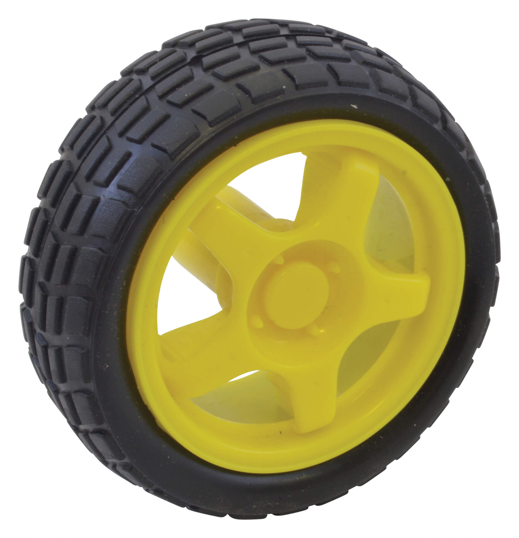 Tyred Wheel