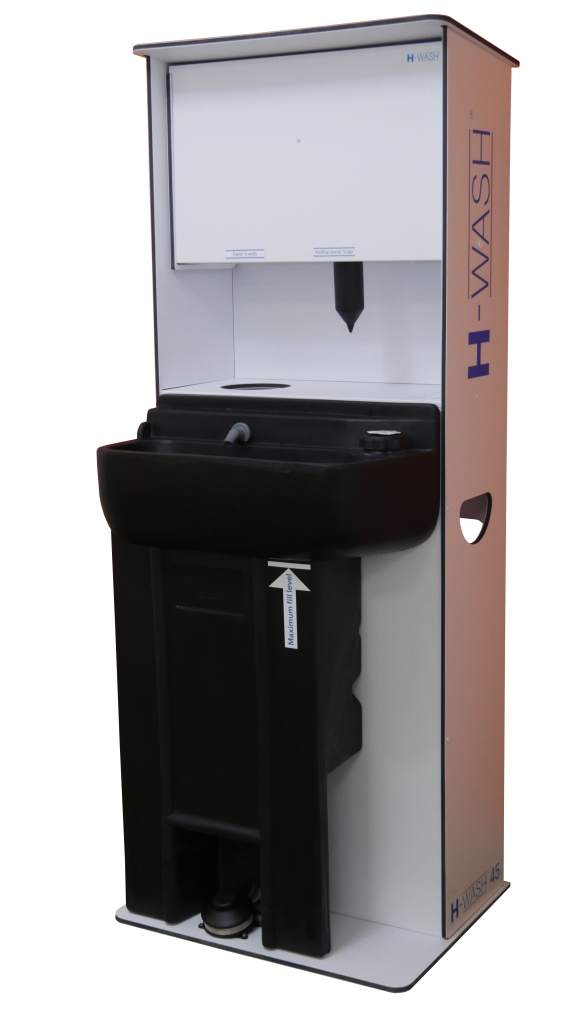 KWIKWASH 1 Portable self-contained cold water hand wash station