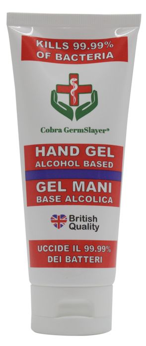 Personal - 100ml Alcohol Hand Sanitiser Gel
